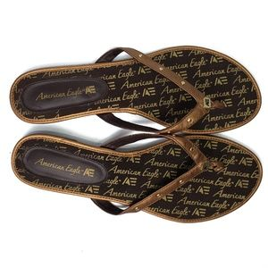 AE Flip Flop Sandals Flats